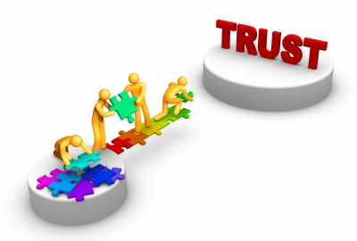 Can you be trusted? Who can you trust?