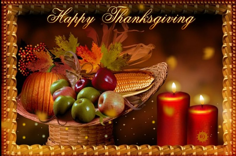Share what you are thankful for