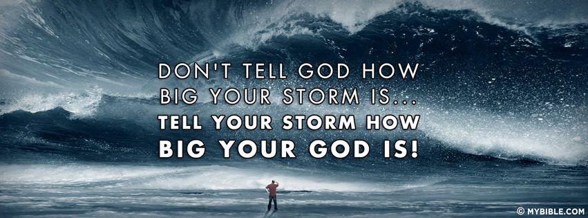 Don't give up! God hears yourprayers!