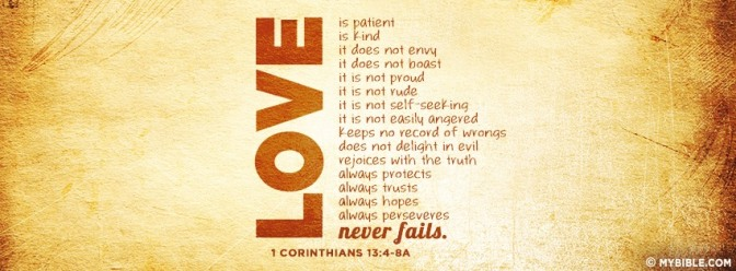 It's all about LOVE!