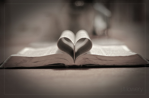 God's Word is a love letter to help us