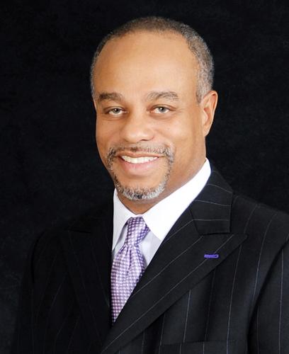 Pastor John K Jenkins