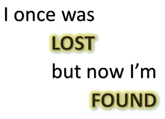 Lose something? Find something?