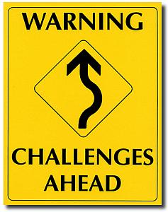 Overcomer ... Challenges ahead