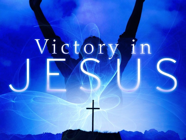 Want true victory? Choose to be a part of the victory in Jesus!