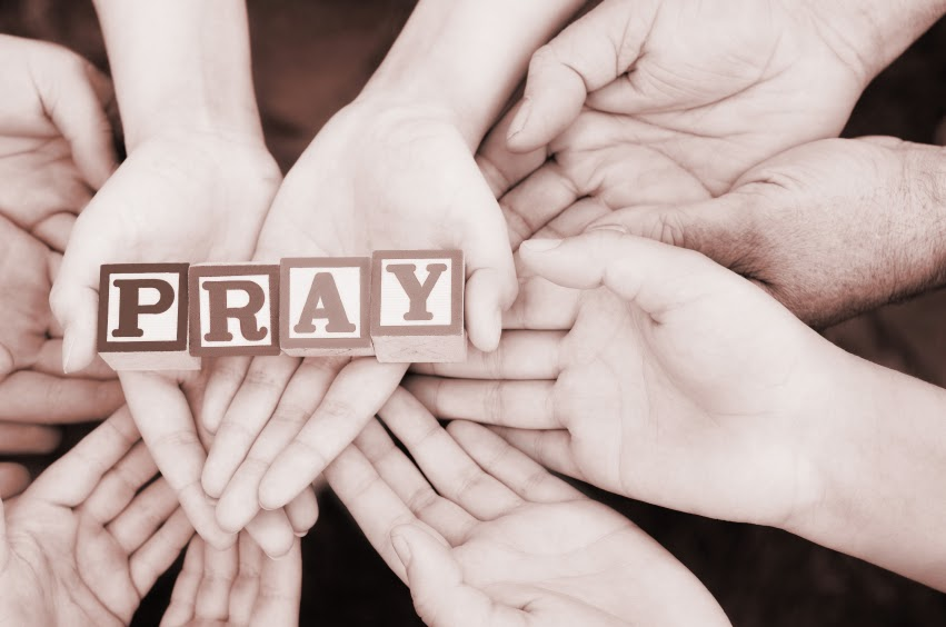Who do you pray for? Do you need prayer? Can I pray foryou?