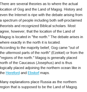 Gog and Magog - answer3