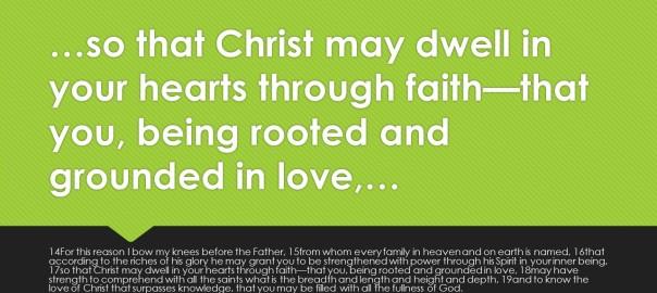Ephesians 3