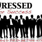 Dressed for success!