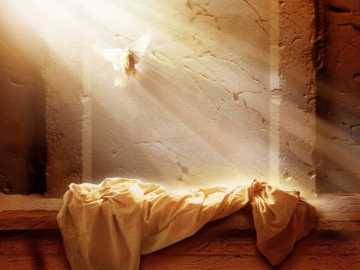 Happy Easter - The Tomb is Empty