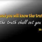 Truth and Integrity!