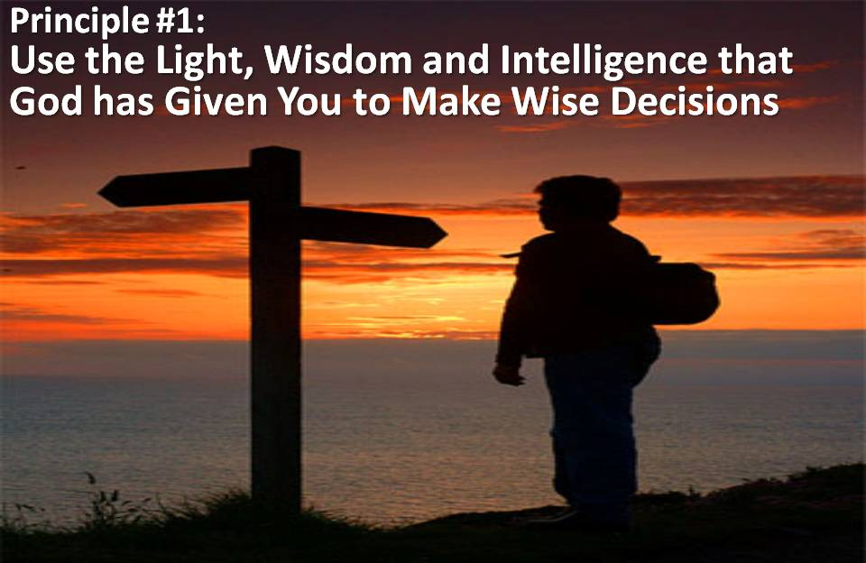 What's leading or directing yourdecisions?