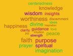 Benefits of alignment with God…