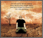 Do you realize the impact of prayer? (The Bible's Impact on Acts of Mercy [Apr 5])