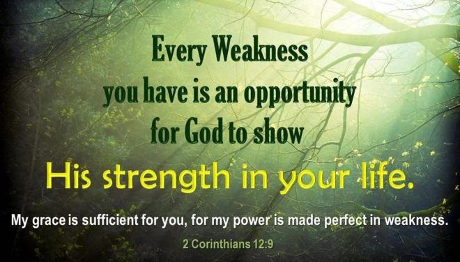 God's grace is enough - 2-corinthians-12_9