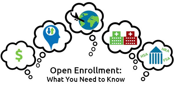 Benefit Enrollment time?