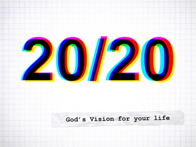 20/20 vision when you look back…