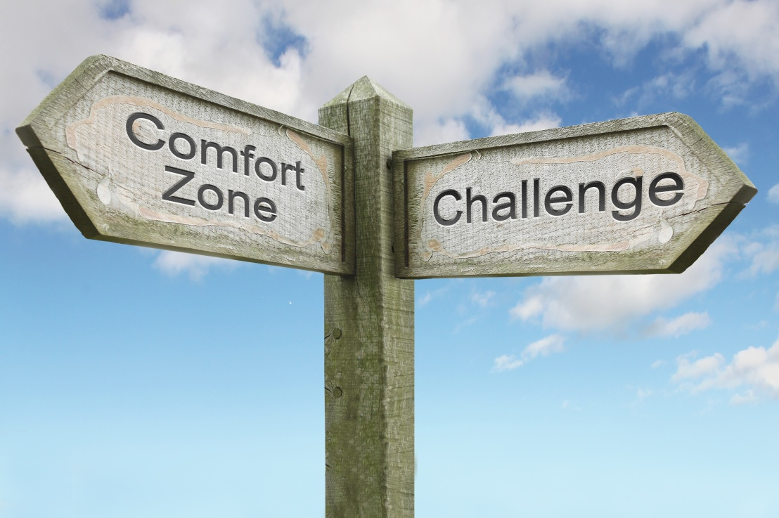 When a challenge is coming your way, how do yourespond?