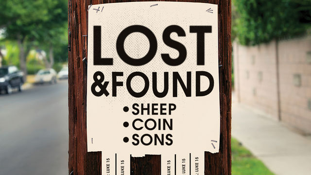 Lost & Found - is your name on one of the tags to be reported as found?