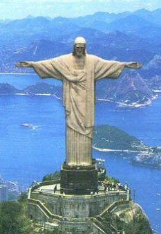 Jan 31 - Revalation 22 - Jesus the Redeemer - Rio de Janeiro - Corcovado mountain - 3