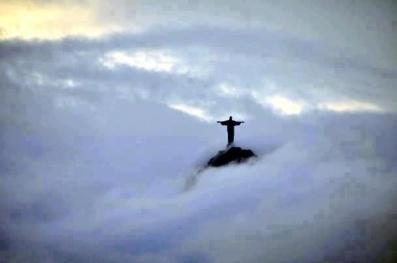 Jan 31 - Revalation 22 - Jesus the Redeemer - Rio de Janeiro - Corcovado mountain - 7
