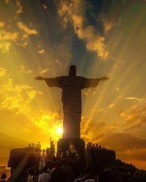 Jan 31 - Revalation 22 - Jesus the Redeemer - Rio de Janeiro - Corcovado mountain