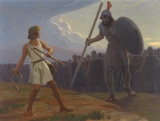 How do you, will you, could you deal with the giants in your life? (The Bible's Impact on History and Philosophy [Feb5])