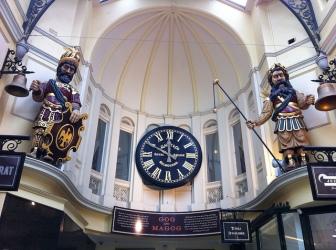 Feb 19 - Impact of Ezekiel 38 - Gog and Magog at Melbourne Royal Arcade