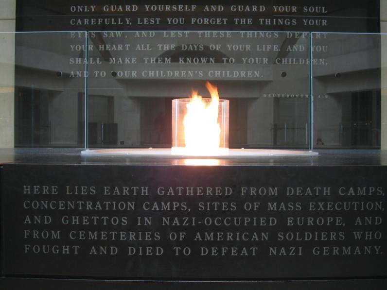 Feb 2 - Deuteronomy 4_9 - Lest you forget - United States Holocaust Memorial Museum - 2