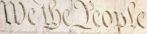 Mar 8 - Ezra 7 - We the people - Separation of Church and State