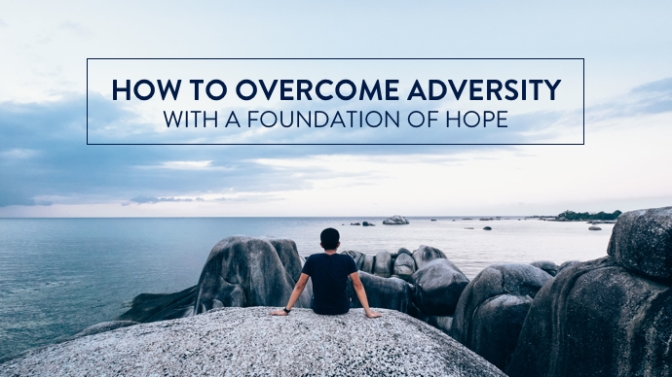 Overcoming Tragedy… (The Bible's Impact on Acts of Mercy [Apr 13])