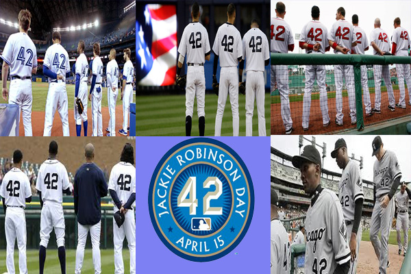 Apr 16 - Matthew 5_39 - Bibles Impact on Acts of Mercy - Jackie Robinson day on April 15th