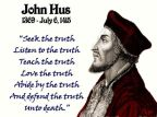 JOHN HUS…(The Bible's Impact on Trade and Taxes [June 27])