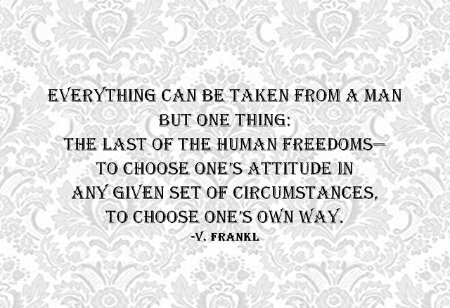 VIKTOR FRANKL, MAN'S SEARCH FOR MEANING… (The Bible's Impact on Scientific Discovery [July 17])