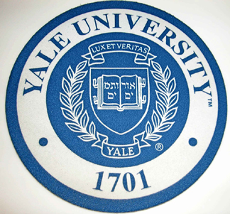 YALE UNIVERSITY SEAL AND MOTTO …(The Bible's Impact on the Academy – Education) [Sept 3]