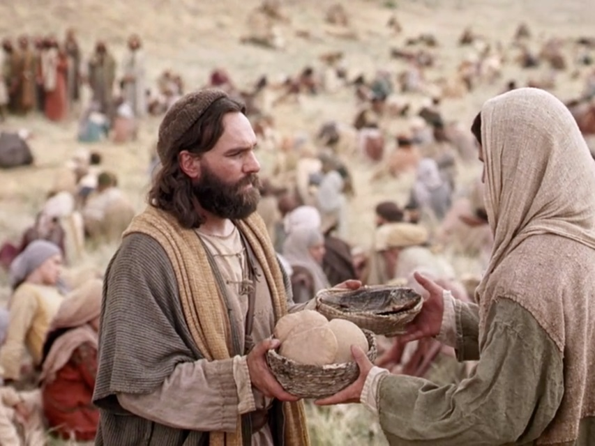 LOAVES AND FISHES … THE BIBLE'S IMPACT ON ACTS OF CHARITY) [DEC23]