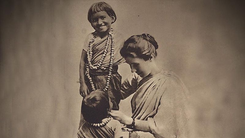 THE WORK OF AMY CARMICHAEL … THE BIBLE'S IMPACT ON ACTS OF CHARITY) [DEC28]