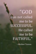 Are you good to your word? How do you display your faithfulness?