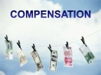 Does compensation get considered when speaking of justice?