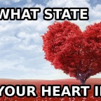 What is the state of your heart?