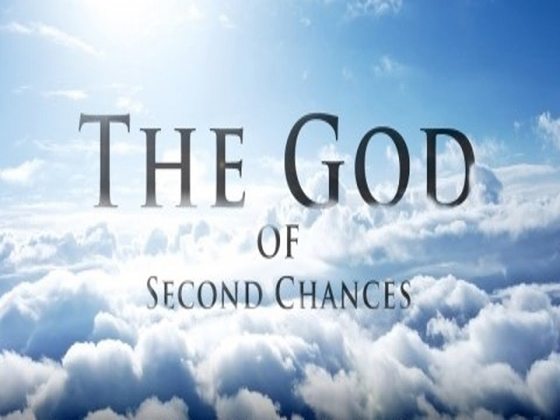 Are you ready for a second chance? Are you ready for anotherchange?