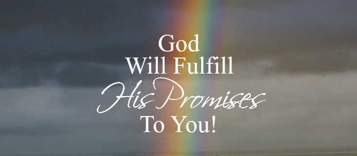 When God makes you a promise, you can know it will happen.