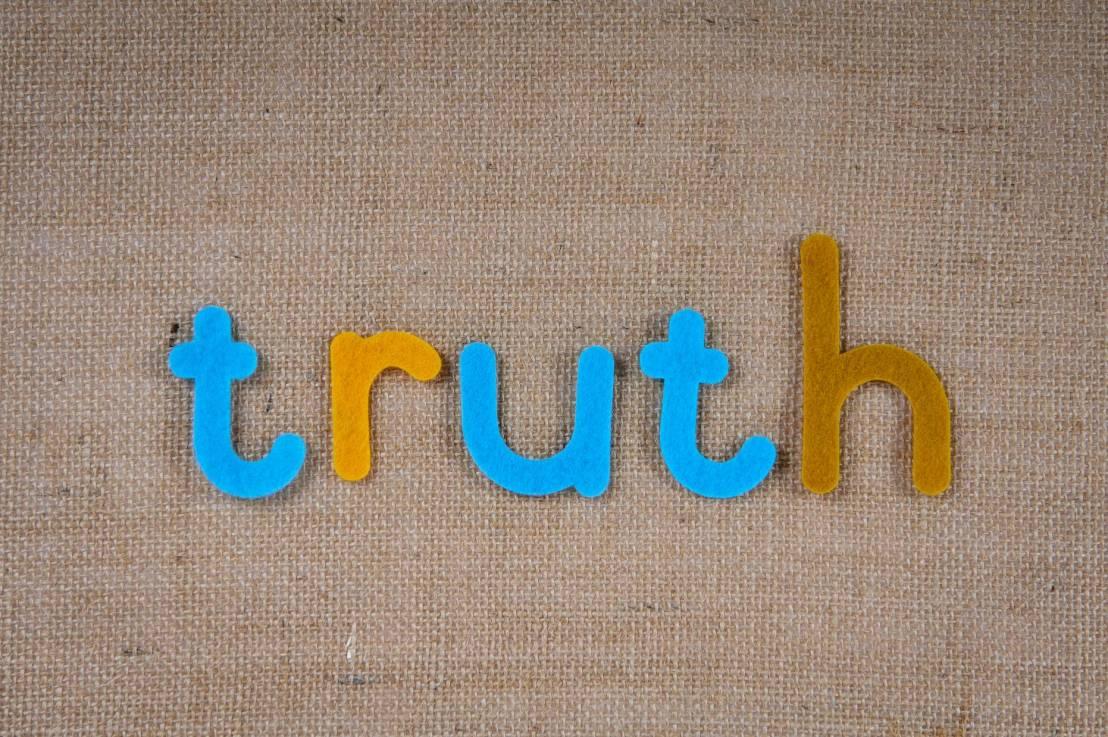 Truth vs False…