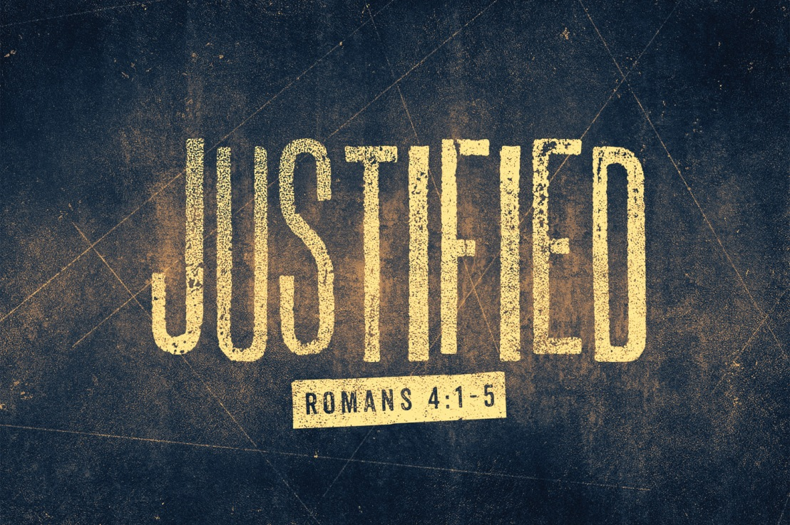 Have you been justified?