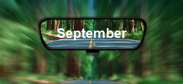 With September in the rearview mirror how will you live out your today?