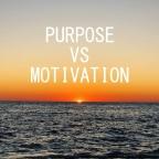 Motives vs. Purpose